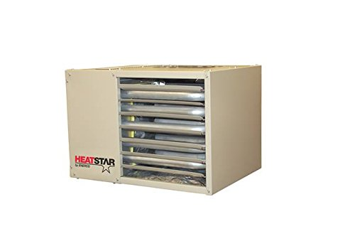 Heatstar By Enerco-F160560 Indirect Fired Unit Heater with Natural Gas To LP Conversion Kit