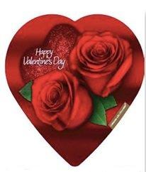 valentines chocolates Elmer Chocolate Rose Valentine Heart Box 2 oz