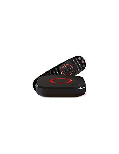 MAG 322 Original Infomir IPTV Set Top Box Multimediaplayer Internet TV IP Receiver (HEVC H.256 Unterstützung) Nachfolger von MAG 254 mit HDMI-Kabel und UK-Stecker