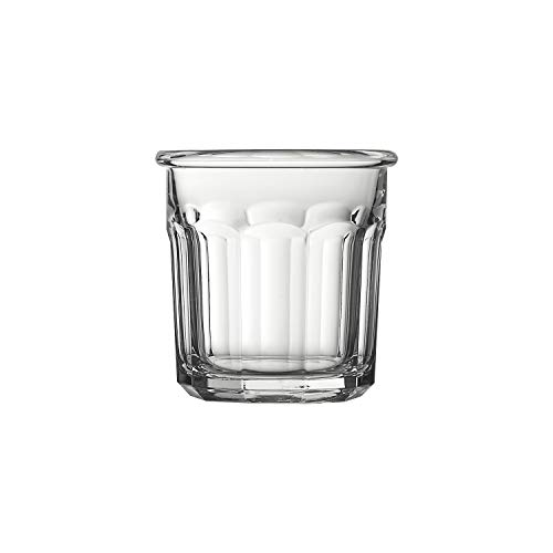 Arcoroc ARC L3751 Eskale Trinkglas, Wasserglas, Saftglas, 180ml, Glas, transparent, 6 Stück