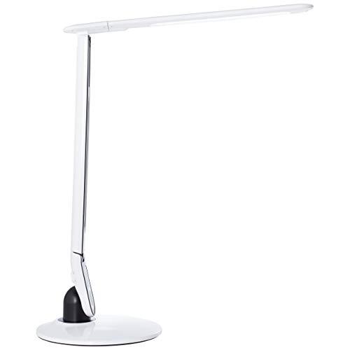 Brilliant Tallou LED tafellamp 80 cm RGB USB nachtlampje wit 5500K daglicht wit 565 lumen, LED geïntegreerd
