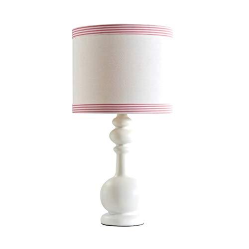 Tischlampe Wohnzimmer Einfache moderne Schlafzimmer Tischlampe Jugendraum Mode kreative Dekoration-Beleuchtung Nachttischlampe