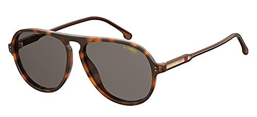 Carrera Gafas de Sol 198/N/S Brown Havana/Grey 57/14/145 unisex