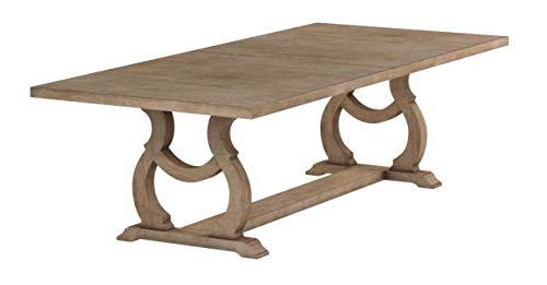 Coaster Glen Cove Dining Table, Barley Brown