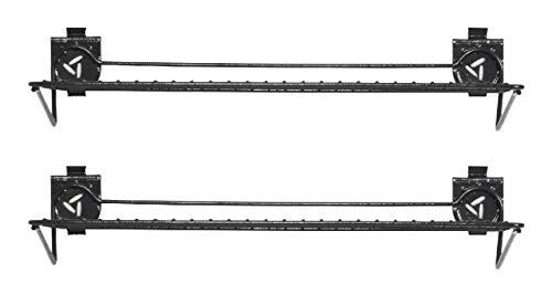 Gladiator GAWE24WSSH 24-Inch Wire Shelf (Pack of 2)
