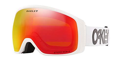 Oakley Unisex adulto Flight Tracker Xm FLIGHT-TRACKER-XM-0OO7105710529, Blanco piloto de fábrica (Factory Pilot White)