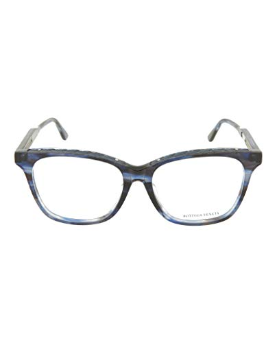 Bottega Veneta Womens Square/Rectangle Optical Frames BV0070OA-30000743-003