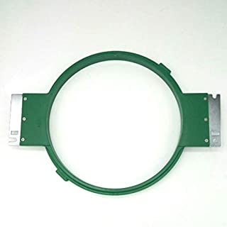 ShineBear Tajima Green Hoops 240mm 24cm Round Shape Total Length 355mm Embroidery Machine Tubular Frame Tubular Hoop