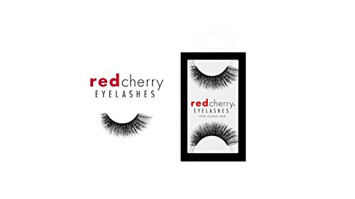Red Cherry Lashes Drama Queen Delphine