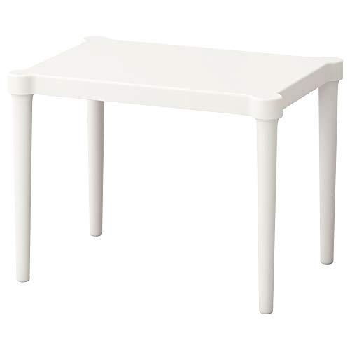 IKEA Utter Children'S Table, Indoor/Outdoor, White