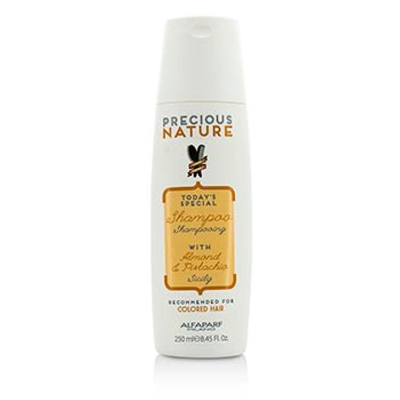 連邦滑りやすい前件[AlfaParf] Precious Nature Todays Special Shampoo (For Colored Hair) 250ml/8.45oz