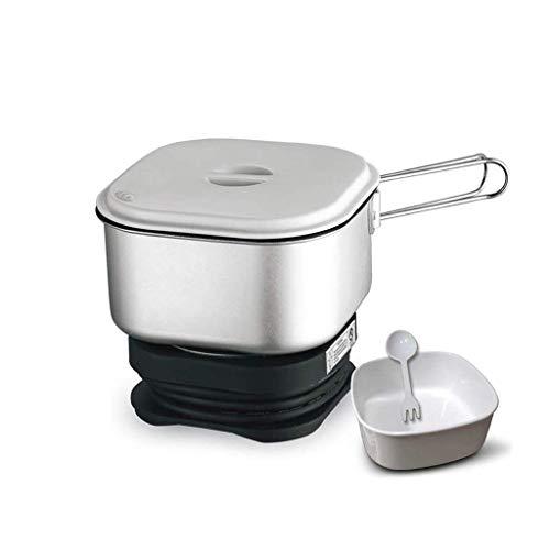Beleben Elektro Hot Pot mit Edelstahl Gesunde Innentopf, Nudeln kochen und Wasser kochen Eier lalay