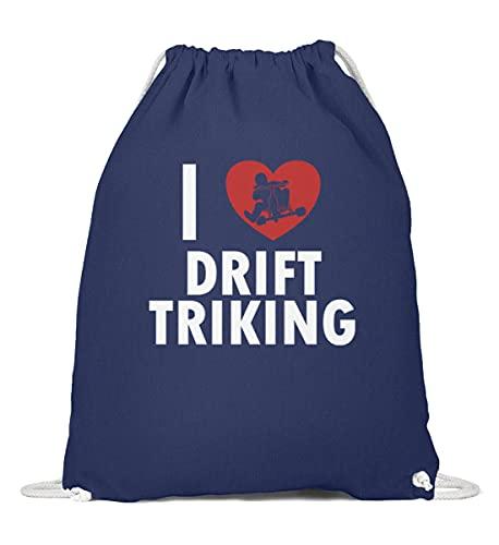 Triciclo Drift Trike | 01428 - Triciclo de algodón, color Azul, talla 37cm-46cm