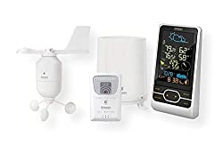 Top Rated Home Weather Station - Oregon Scientific WMR86NS Complete Home Weather Station