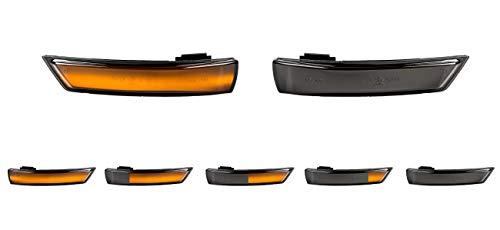 LED Dynamische Spiegelblinker Laufblinker Aussenspiegel für Focus 2 3 Mondeo 4