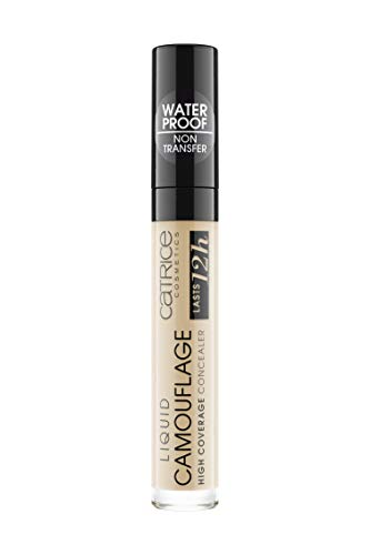 Catrice Liquid Camouflage High Coverage Concealer 032 Nude Beige - 1er Pack
