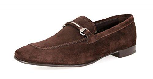 Prada Herren Braun Leder Business Schuhe 2DB082 105 F0003 43 EU/UK 9