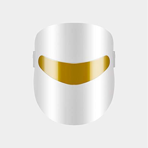 Led-koplamp voor het verlichten van het masker en polijsten van de huid, voor ontspanning van mooie lijnen, verbetering van de Triple Spectrum-technologie, 32 donkere vlekken van siliconen.