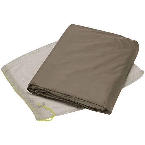 VAUDE Hogan SUL 1-2P Tent Footprint, grey