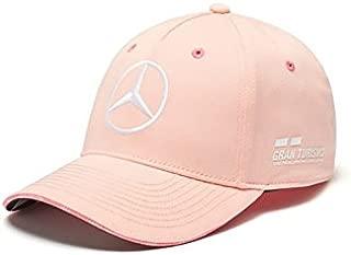 Mercedes Benz F1 Special Edition Lewis Hamilton 2018 Monaco Pink Hat
