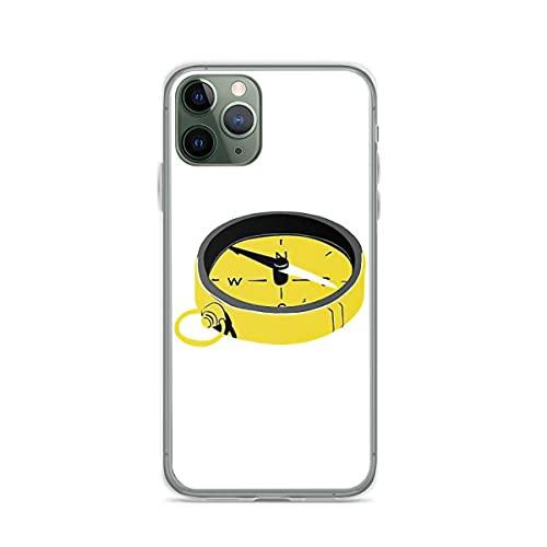 Fundas para teléfono Pure Clear compatibles con iPhone Samsung Xiaomi Redmi Note 10 Pro/Note 9/8/9A/Poco M3 Pro/Poco X3 Pro Funda para Your Way Funda Protectora de Silicona TPU