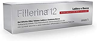 LABO FILLERINA 12 RESTRUCTURING FILLER LABBRA E BOCCA Dispenser Lip Massage Tip Grado 5 7ml