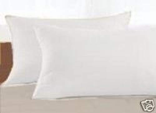 Natural Australian Wool Filled Pillow (Queen Size, Medium Fill), with 100% Organic Cotton Cover, Adjustable Loft Height, Contours to Head Neck and Shoulder for Sleeping Comfort, Safe and Chemical Free