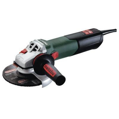 """Metabo 6"""" Angle Grinders, 13.5 A, 9,600 rpm, Sliding Switch w/Lock"""