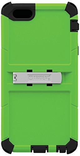 Trident Kraken AMS Case for Apple iPhone 6plus/6s Plus - Retail Packaging - Green