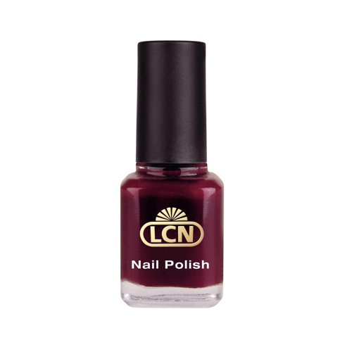 LCN Nagellack Black Cherry 17 Cream Finish 8 ml