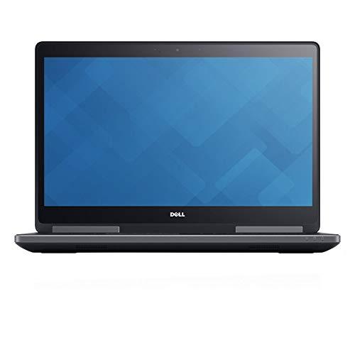 Dell Precision 7710 Intel Core i7-6920HQ 2.90 GHz up to 3.80GHz 16GB DDR4 256GB SSD nVidia Quadro M3000M 4GB GDDR5 17.3inch FHD Webcam (With Windows 10 Home)
