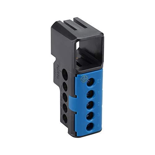 DEBFLEX Pizarra Estuche Interruptor Punta de cableado, conexión eléctrica – Accesorios modulares...
