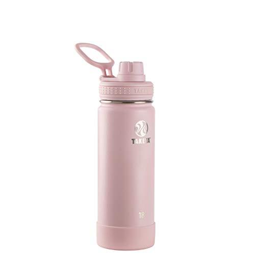 Takeya Isolierflasche mit Ausgießdeckel Actives 18 oz blush
