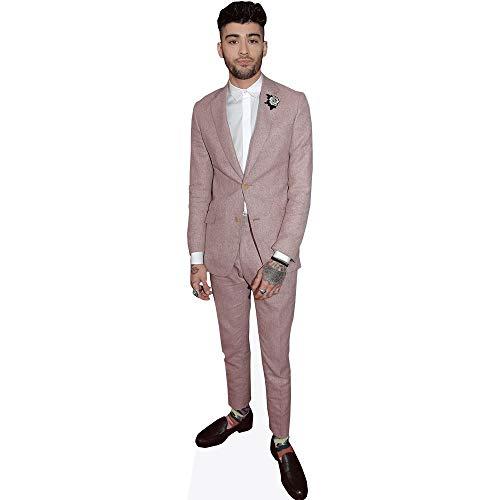 Celebrity Cutouts Zayn Malik (Pink Suit) Pappaufsteller lebensgross