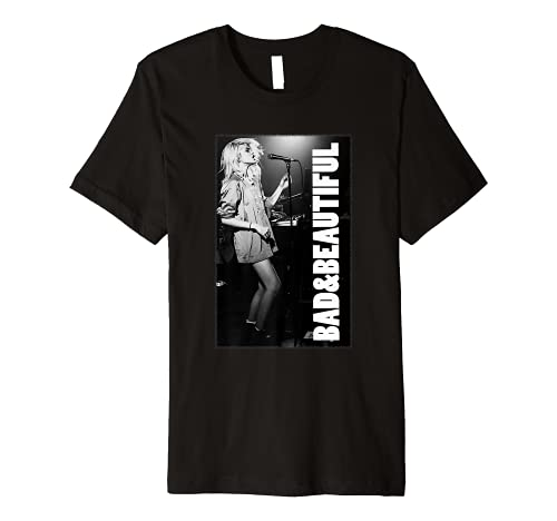 BAD & Beautiful Blondie Premium T-Shirt, Men, Women, S to 3XL