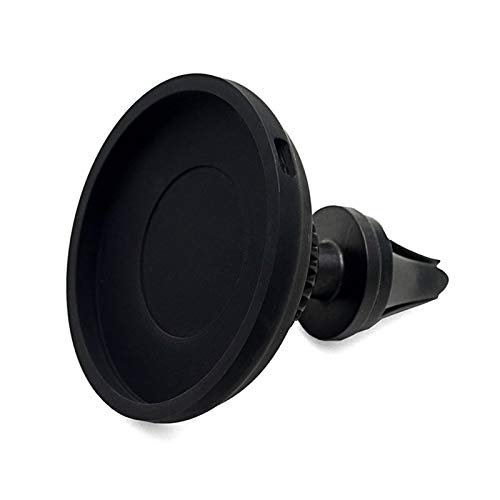 Cargador de coche inalámbrico para carga inalámbrica MagSafe, soporte para teléfono de coche, soporte de la cuna, soporte de carga, tablero de instrumentos de ventilación de aire para coche