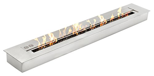 Great Price! Moda Flame EPB4047 Pro 47 Ethanol Fireplace Burner Insert