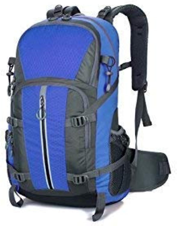 VEA-DE Unisex Outdoor Rucksack, Outdoor und Indoor Multifunktionstasche Klettertasche Wandern Wandern Wandern Reisen Rucksack (blau) B07L98SMCP  Einfach zu bedienen 1d5339