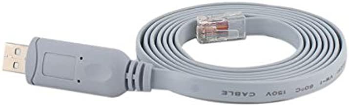 ouying1418 USB TO RJ45 Serial Console Cable Express Net Routers Cable For Cisco Router