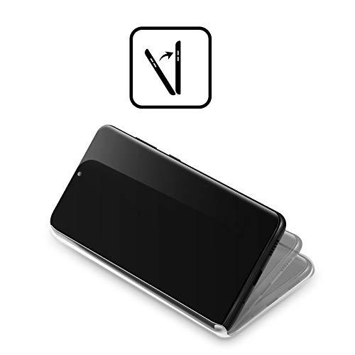 Head Case Designs Offizielle BT21 Line Friends SHOOKY Comics Pops Abzeichen Harte Rueckseiten Handyhülle Hülle Huelle kompatibel mit Samsung Galaxy Note9 / Note 9