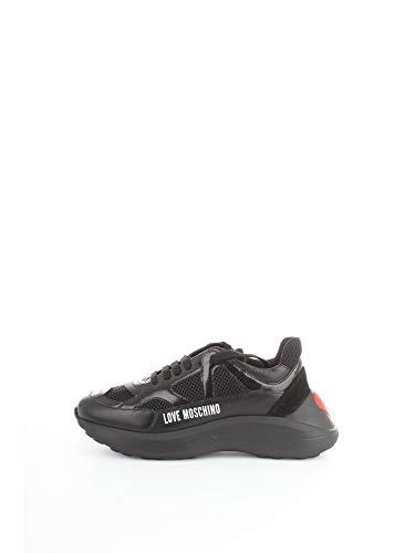 Love Moschino Accessori JA15306G18IZ3 Schuhe Frau schwarz 37