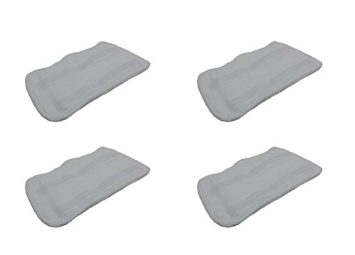 Buy Discount yan Replacement Microfiber Pads for Shark Steam Mop S3251 SE200 4 Pack