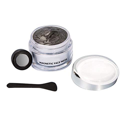 ZIXIXI Mineralreiche magnetische Gesichtsmaske - Mineralreiche Magnetmaske - Tiefenfeuchtigkeit, verjüngende Gesichtsmaske für feine Linien und schlaffe Haut, Age-Defier Formel 50g