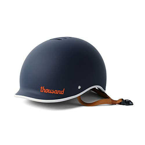 Thousand Adult Bike Helmet, Thousand Navy, Small
