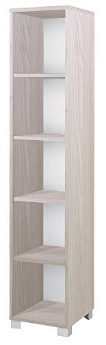 Salone Negozio Online Kit Mobile LIBRERIA CM.37X41X183H Olmo