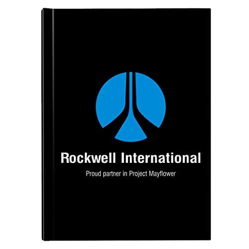 Rockwell International Close Encounters Of The Third Kind Hardback Journal