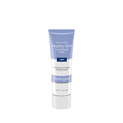 Neutrogena Healthy Skin Anti-Wrinkle Retinol Night Cream with Vitamin E and Vitamin B5 - Night...