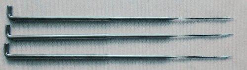 Spiral Felting Needles Size 38- Bulk Pack of 20