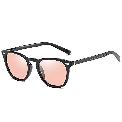 Gafas De Sol Polarizadas para Mujer Gafas De Sol UV Polarizadas Gafas De Visión Nocturna Patillas De Aluminio Y Magnesio Gafas De Conducción Gafas De Sol