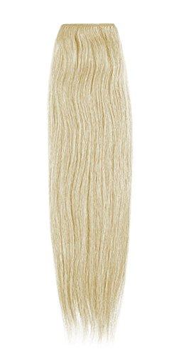 American Dream Remy 100% cheveux humains 35,6 cm soyeuse droite Trame Couleur 22 – Blond Plage